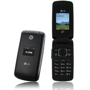 LG 420g - Tracfone prepaid no contract cell phone - Prepaid
