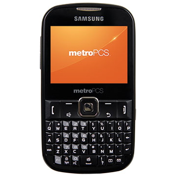 Samsung Freeform III review – Metro PCS QWERTY cell phone - Prepaid Mobile Phone Reviews