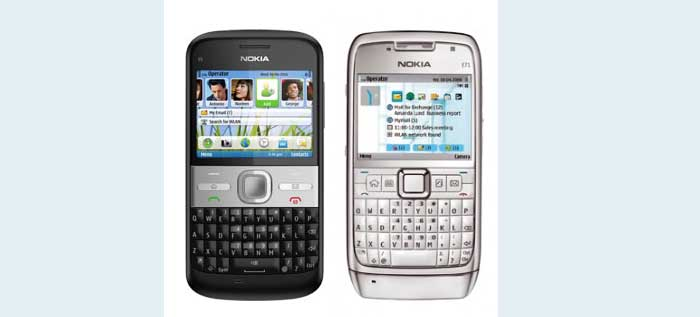 Nokia E5 vs E71 – compare the best Straight Talk smartphones