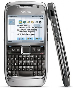 Straight Talk smartphones new and reconditioned Nokia E71