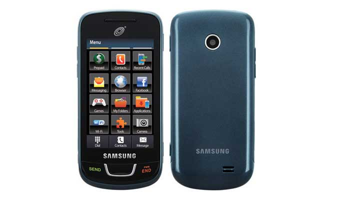Compare Samsung t528g and Nokia E5 two new Straight Talk smart phones