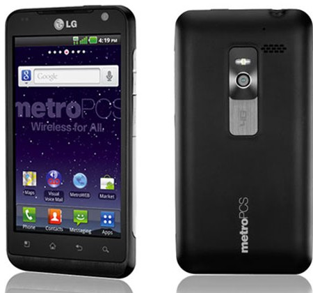 MetroPCS is the prepaid wireless carrier for T-Mobile US. They offer the same T-Mobile network and LG smartphones with the flexibility of a prepaid offer. This means that your MetroPCS phone uses the same towers and other carrier features as T-Mobile. Where is the SIM card slot on the LG phone?