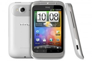 HTC Wildfire S at Virgin Mobile