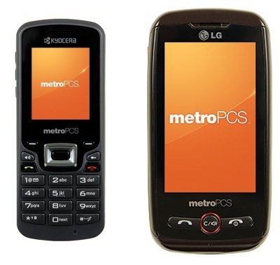 Kyocera Presto And Lg Beacon Released By Metropcs