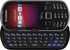 Samsung M575 Virgin Mobile payLo