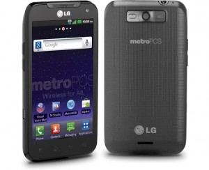 MetroPCS LG Connect 4G LTE is available now
