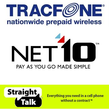 Three Best Prepaid Walmart Cell phone
