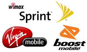Sprint WiMAX network will be used by Boost and Virgin Mobile