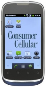 Consumer Cellular adds Huawei 8652 to its Android lineup for $100