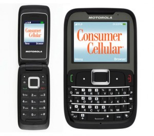 Consumer Cellular announces Motorola WX416 and EX430