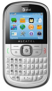 GoPhone Alcatel 871a