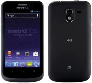 ZTE Avid 4G for MetroPCS officially available for $149