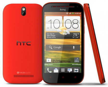 Cricket HTC One SV with LTE available on January 16
