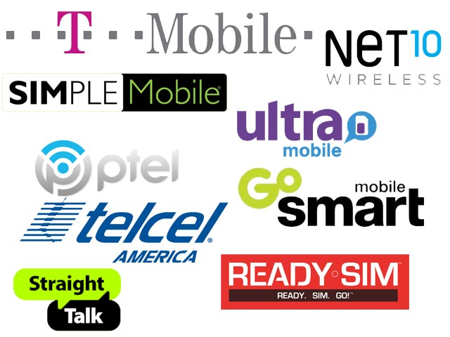 T-Mobile MVNOs prepaid monthly plans