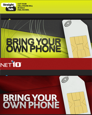TracFone, Net 10 and Straight Talk remove AT&T SIMs and other related products from their websites