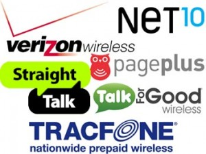 Verizon MVNOs prepaid monthly plans
