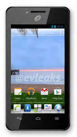 Straight Talk Huawei Ascend Plus