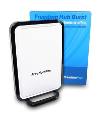 FreedomPop offers data rollover for $3.50 monthly fee, sells $89 Burst home router with new pricing options