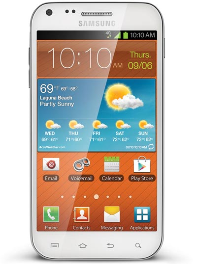 Jelly Bean update for Boost and Virgin Mobile Samsung Galaxy S II available now