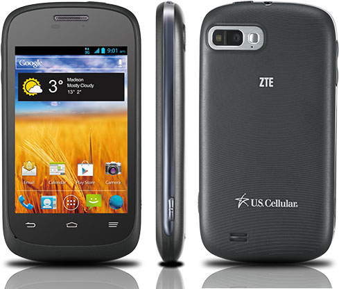 U.S. Cellular adds ZTE Director to its prepaid lineup