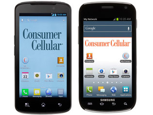 Consumer Cellular adds LG 930 and Samsung Galaxy Exhilarate to its Android lineup