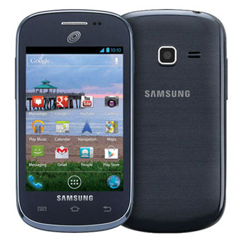 has added Samsung Galaxy Centura to its Android lineup. The Centura