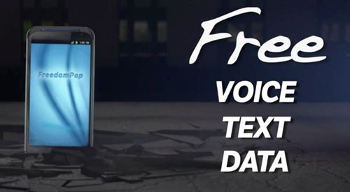 FreedomPop introduces free mobile service plans