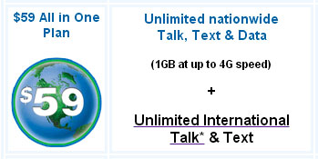 Lycamobile launches $59 plan with unlimited international calling