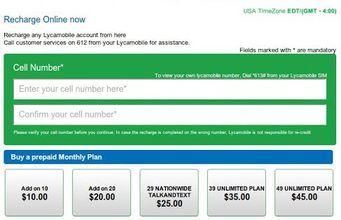 Lycamobile lowers plans prices by $4 - Prepaid Mobile Phone