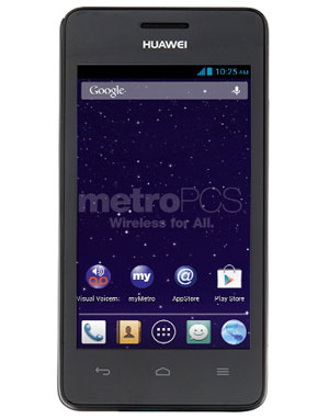 MetroPCS Huawei Valiant available now