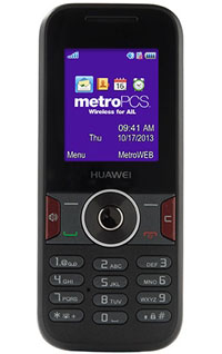 MetroPCS Huawei Pal now available