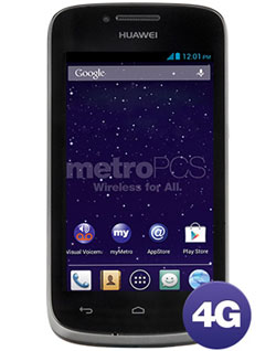 MetroPCS Huawei Vitria available now for $129