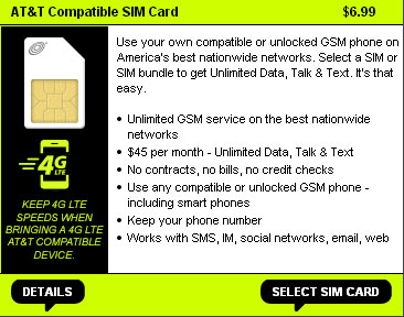 Straight Talk LTE now available on AT&T network