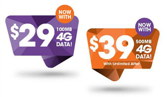 Ultra Mobile 4G Data Allotment Increased On $29 and $39 Plans