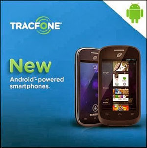 TracFone Android phones now offered directly from its website