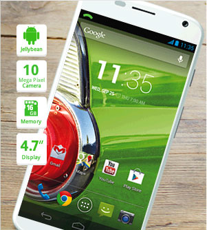 Republic Wireless Moto X available now for $299