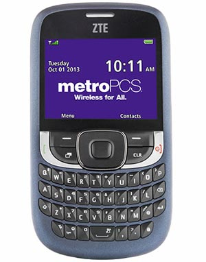 MetroPCS ZTE Aspect available now for $29