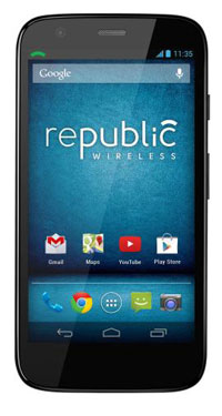 Republic Wireless Moto G coming in April