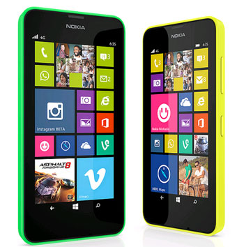 MetroPCS will sell Nokia Lumia 635