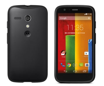 Motorola Moto G Forte officially launches, Moto G with Grip Shell