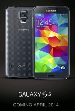 MetroPCS Samsung Galaxy S 5 to arrive in April