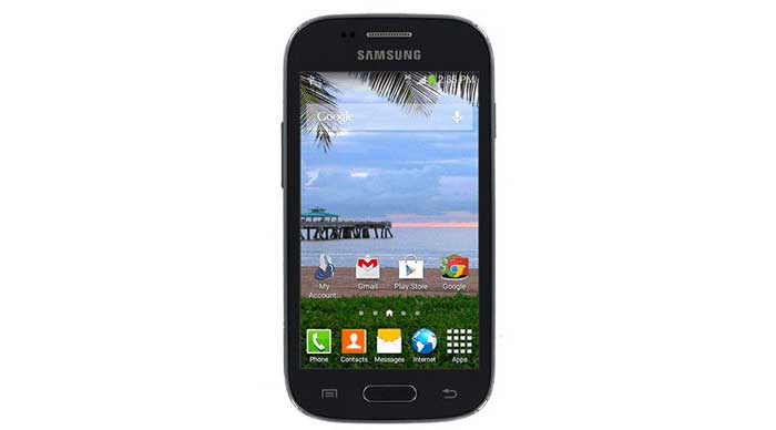 Straight Talk Samsung Galaxy Ace Style available now for $149.99
