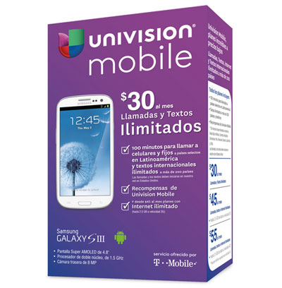 Univision and T-Mobile launching new MVNO Univision Mobile on May 19