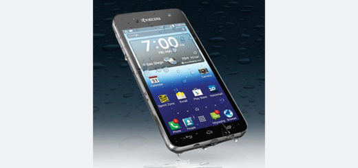 Virgin Mobile Kyocera Hydro Vibe water-resistant launching on May 27