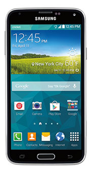 Cricket adds Samsung Galaxy S5