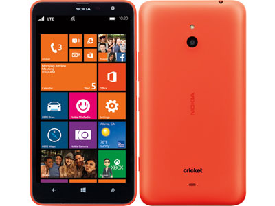 Cricket Wireless Nokia Lumia 1320, phablet, arrives on June 13