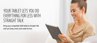 Straight Talk to introduce plans for tablets and mobile hotspot, car connection and remote alert service