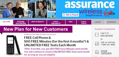 Assurance Wireless Adds More Minutes And Unlimited Texting For New Customers Prepaid Mobile Phone Reviews