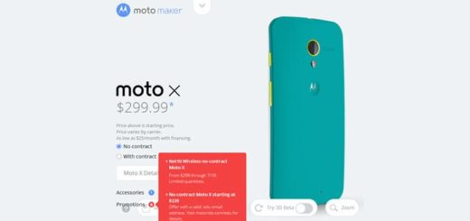 Motorola offers Net10 Moto X for $299 for a limited time
