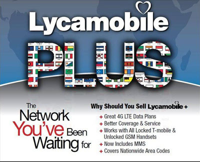 New Lycamobile plans with LTE, MMS and Nationwide Area Codes coming soon